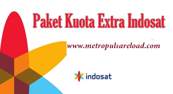 Cara Membeli Paket Kuota Extra Indosat Murah di Metro Reload