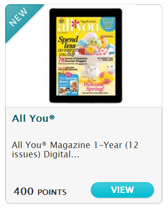 How to use a All You Magazine coupon