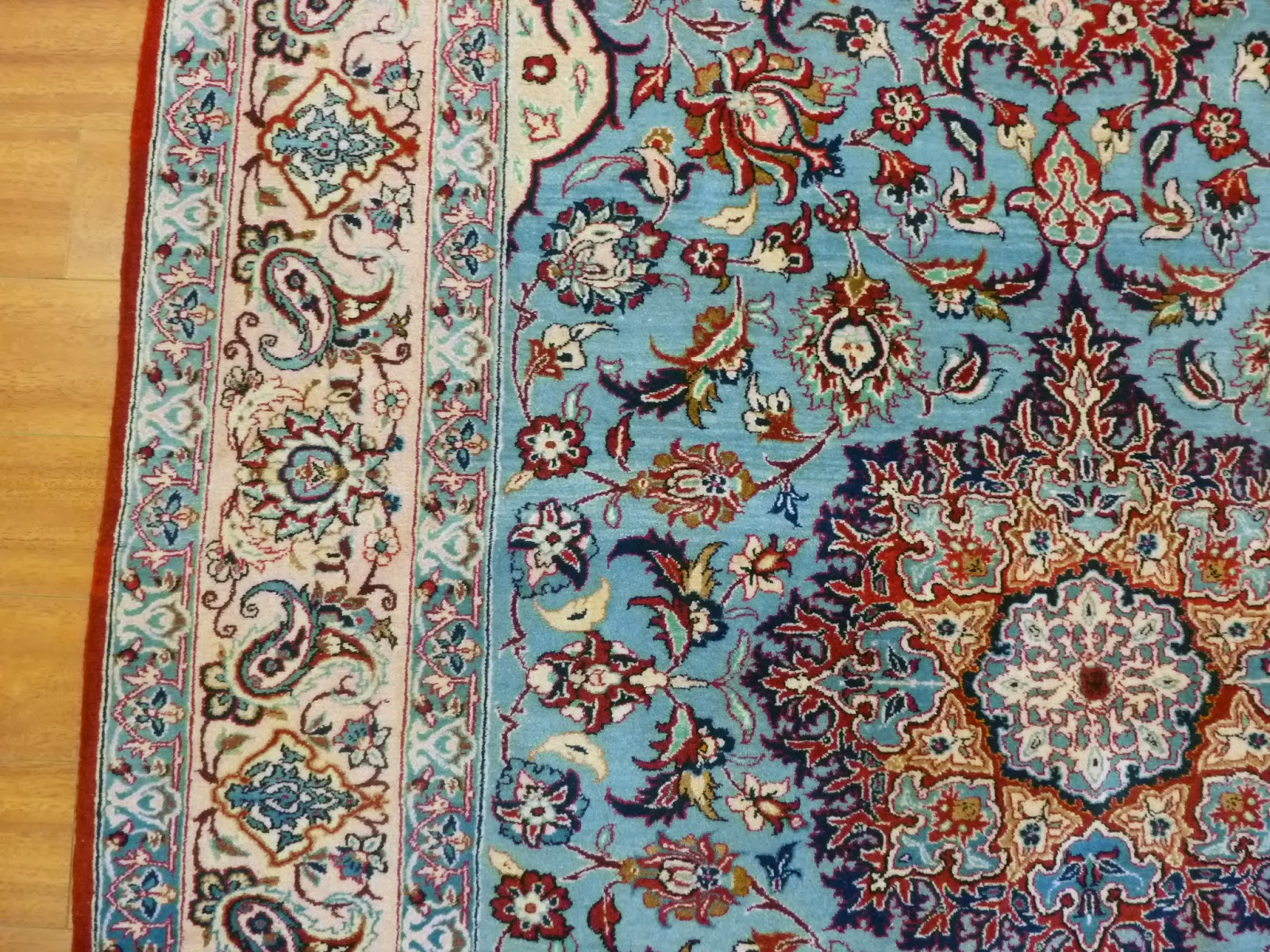 Rug Master Persian Isfahan Rug For Sale In Los Angeles