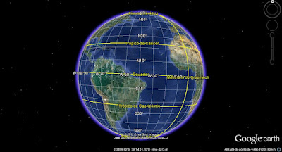 google earth coordenadas