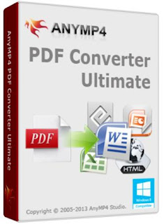 AnyMP4 PDF Converter Ultimate Portable