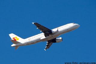 Airbus A320 / EC-JFG