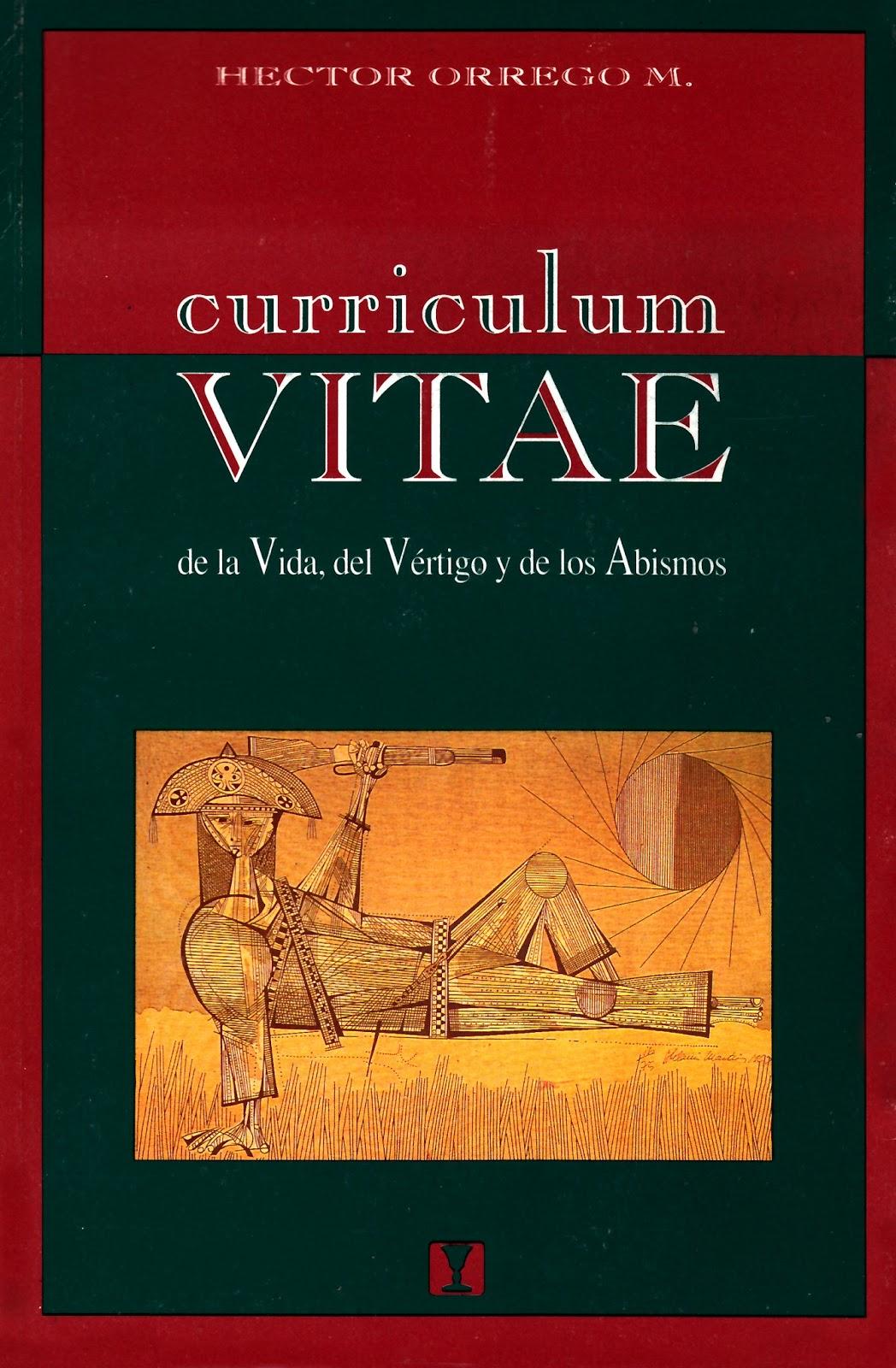 Curriculum Vitae - Héctor Orrego | LECTURA y CULTURA SIN EGOÍSMO