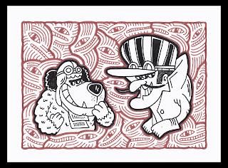 Dick Dastardly & Muttley