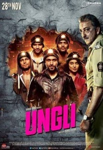 Ungli 2014 Movie MP3 Songs Download
