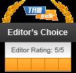 """Click at this award to see this software on """"tamindir.com""""."""