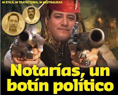 OPINIÓN PÚBLICA//REVOCARÁN FIAT A NOTARIOS