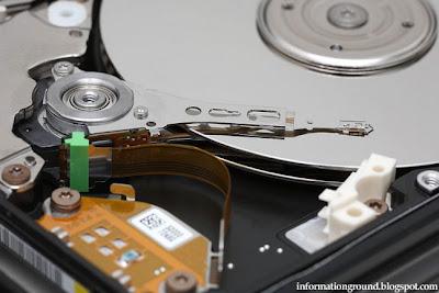 Self Erasing Harddisk By Toshiba