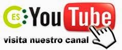 Canal de videos en YouTube