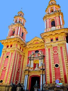 Iglesia de San Ildefonso - Sevilla