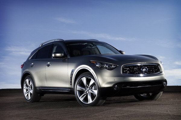 2012 Infiniti Fx35 Cars News Review