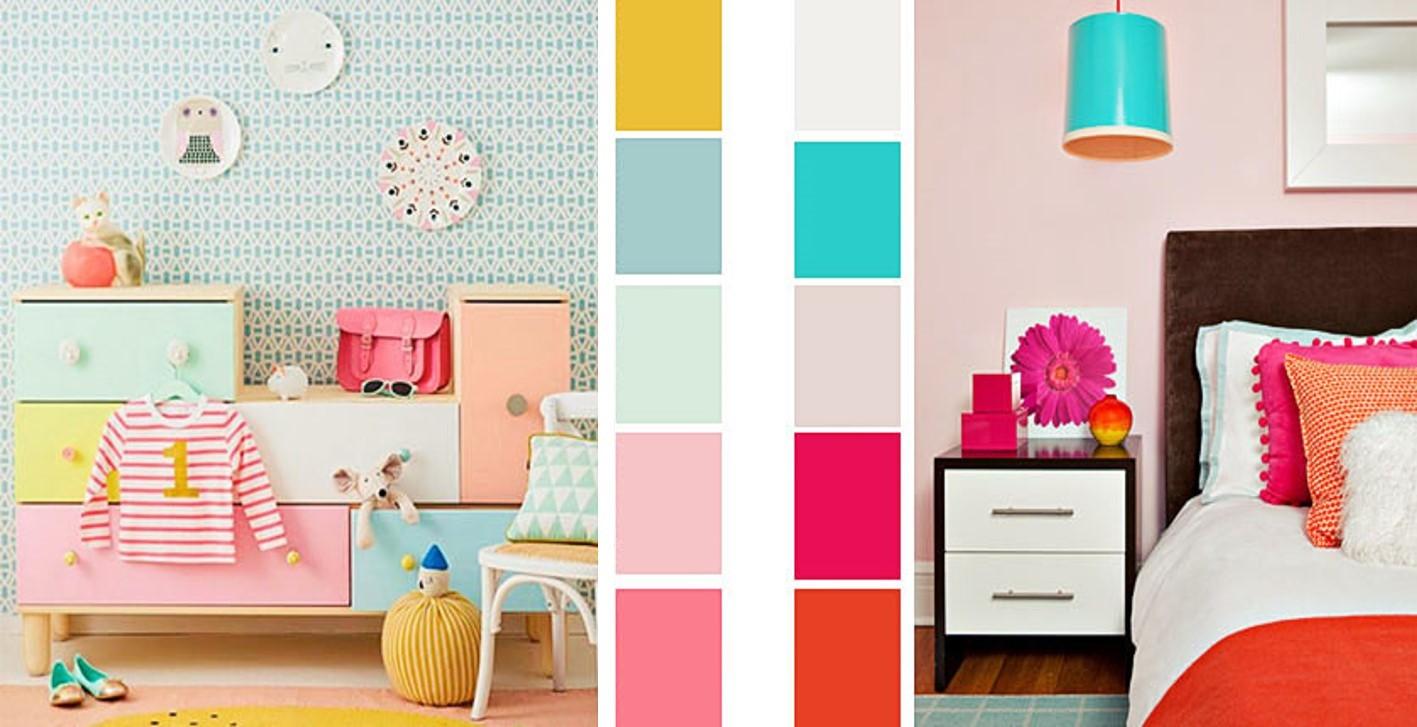 Nemulsa design combinaciones de colores para dormitorios for Colores de pared para habitacion