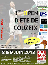 3me Open d&#39;t de Couzeix - 8 et 9 juin
