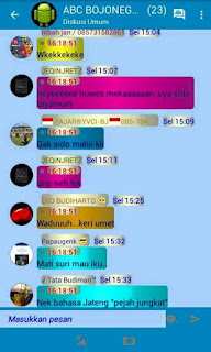 BBM Mod Back To Basic Official Versi 2.9.0.51 Apk Plus Backup Sticker