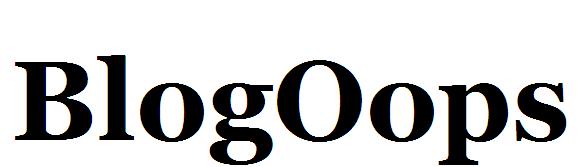 BlogOops News!
