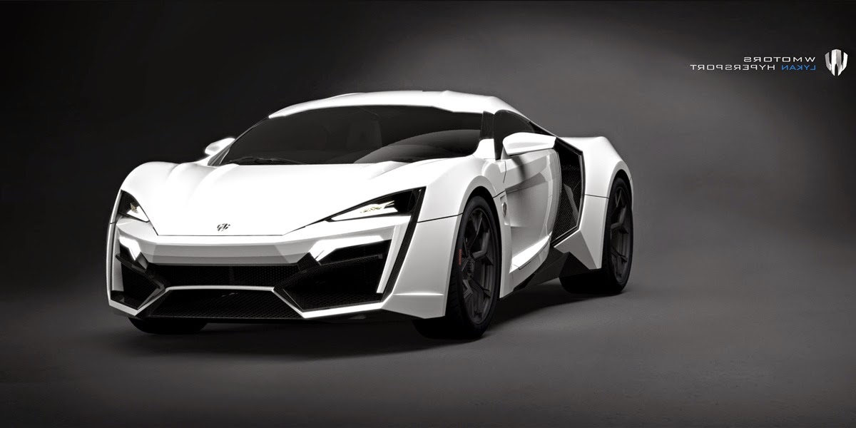 Lykan Hypersport Photo