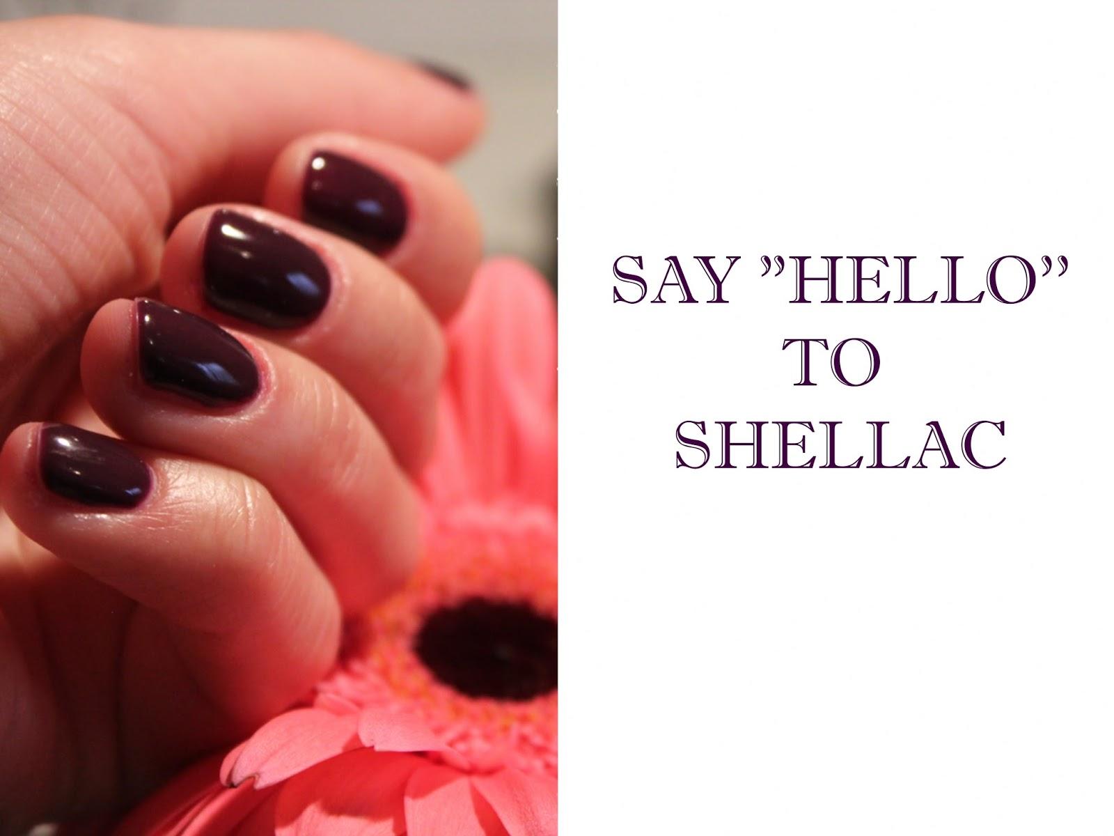 Как снять Шеллак (Shellac) в домашних условиях? 2 лучших