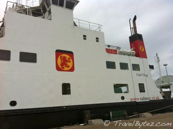 Scotland Ferry
