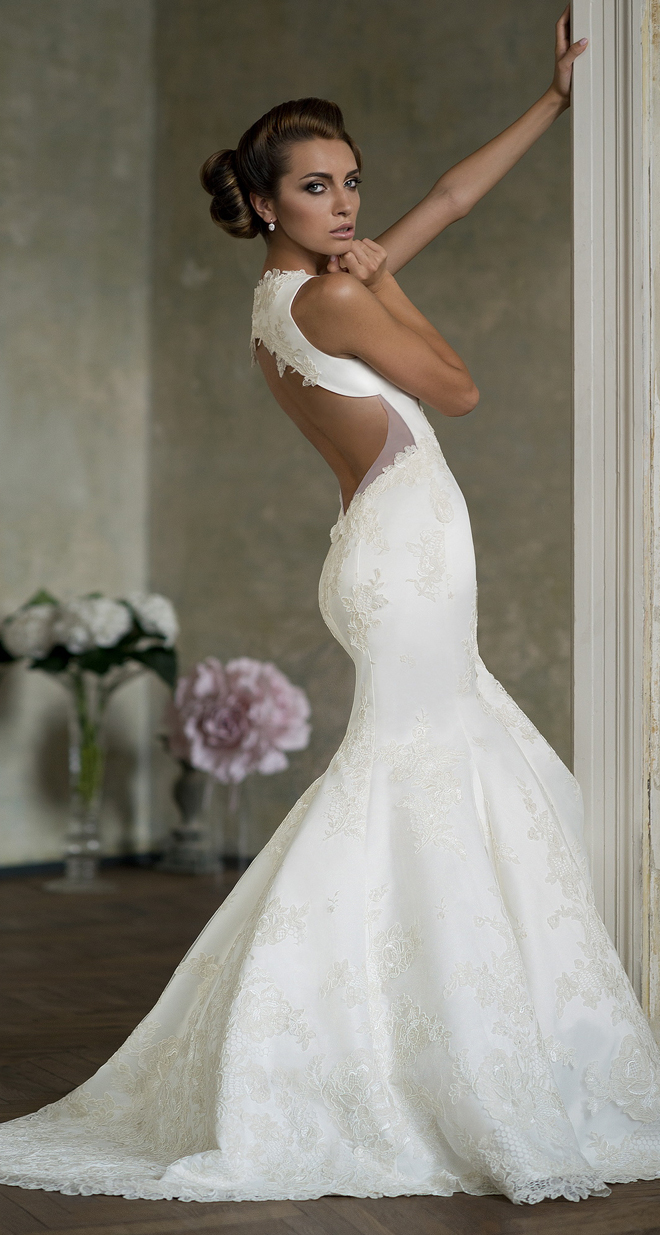 Sexy wedding dress pictures