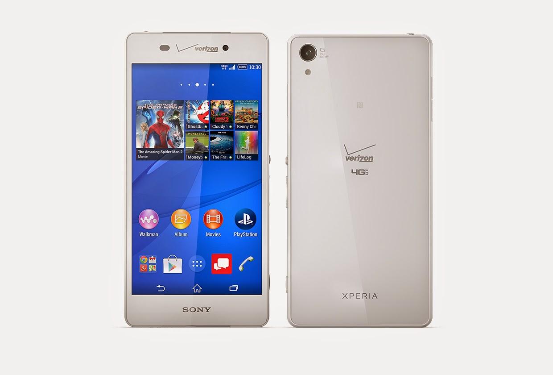 Ponsel Android Samsung Galaxy S5 melawan Sony Xperia Z3v