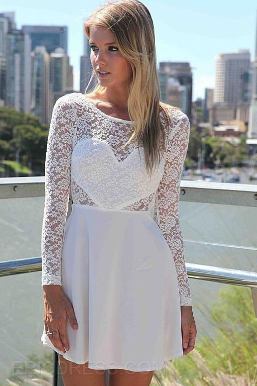 http://www.ericdress.com/product/Ericdress-Sweet-Lace-Dress-11246527.html