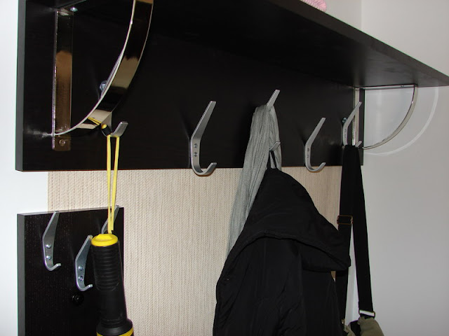 landing coat rack