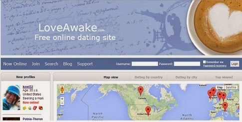 awake dating site