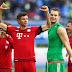 Três alemães aparecem em pré-lista da Fifa para Bola de Ouro