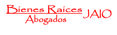 BIENES RACES JAIO &amp; ABOGADOS