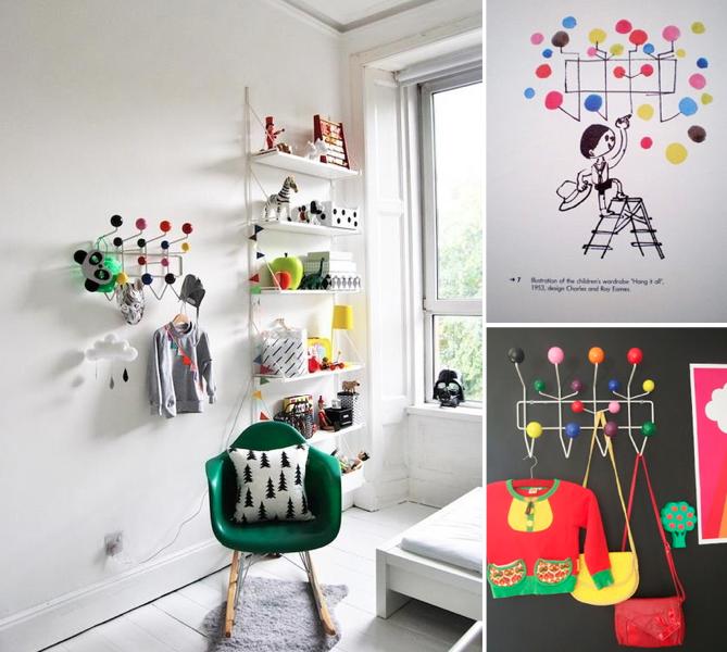 un due tre ilaria kids design hang it all. Black Bedroom Furniture Sets. Home Design Ideas