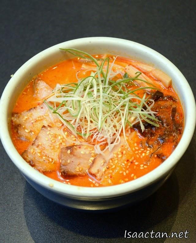 #3 Kara-Miso Ramen - RM28