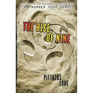 The Rise of Nine Release Date Book
