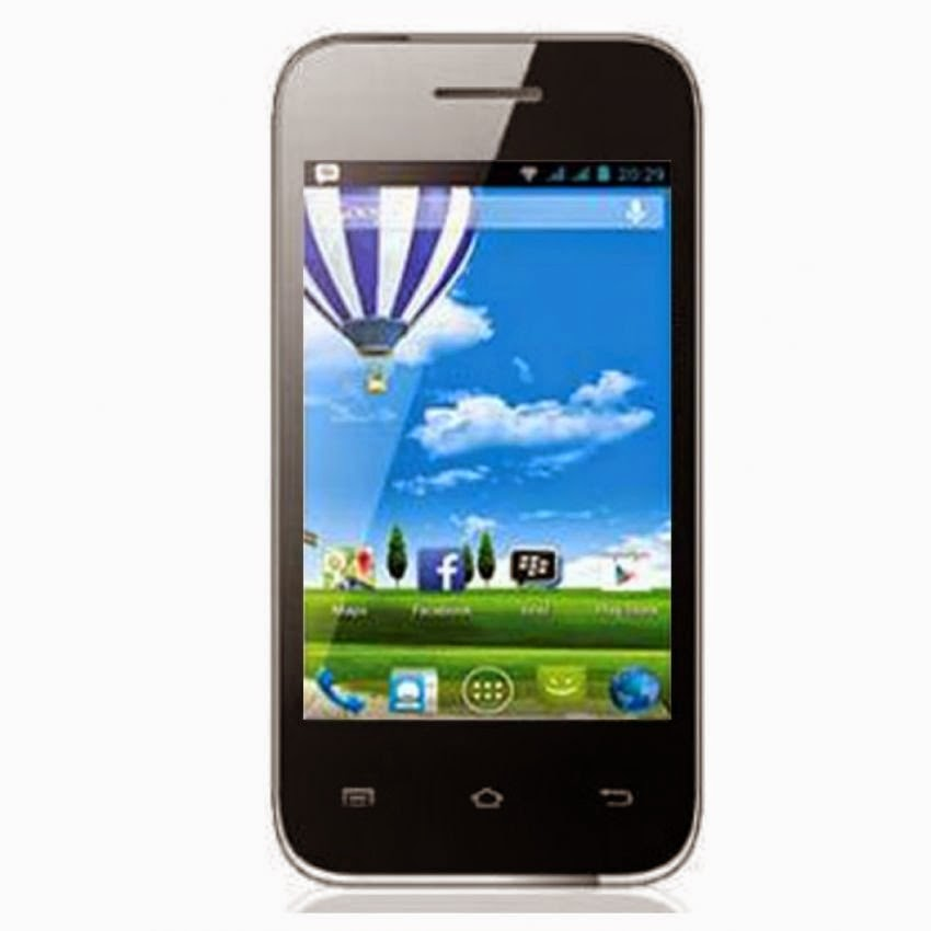 Harga Evercoss A7T+ - 4 GB - Hitam