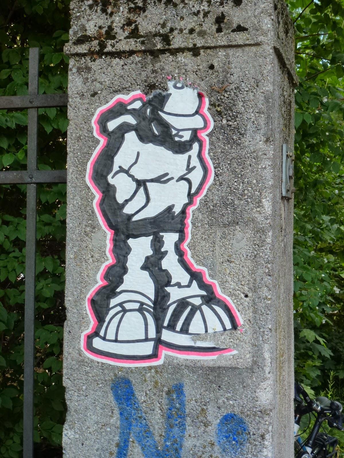 Stencil, Streetart, Urbanart, Poster