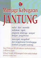 toko buku rahma: buku MENJAGA KEBUGARAN JANTUNG, pengarang mary p mcgowan, penerbit raja grafindo persada