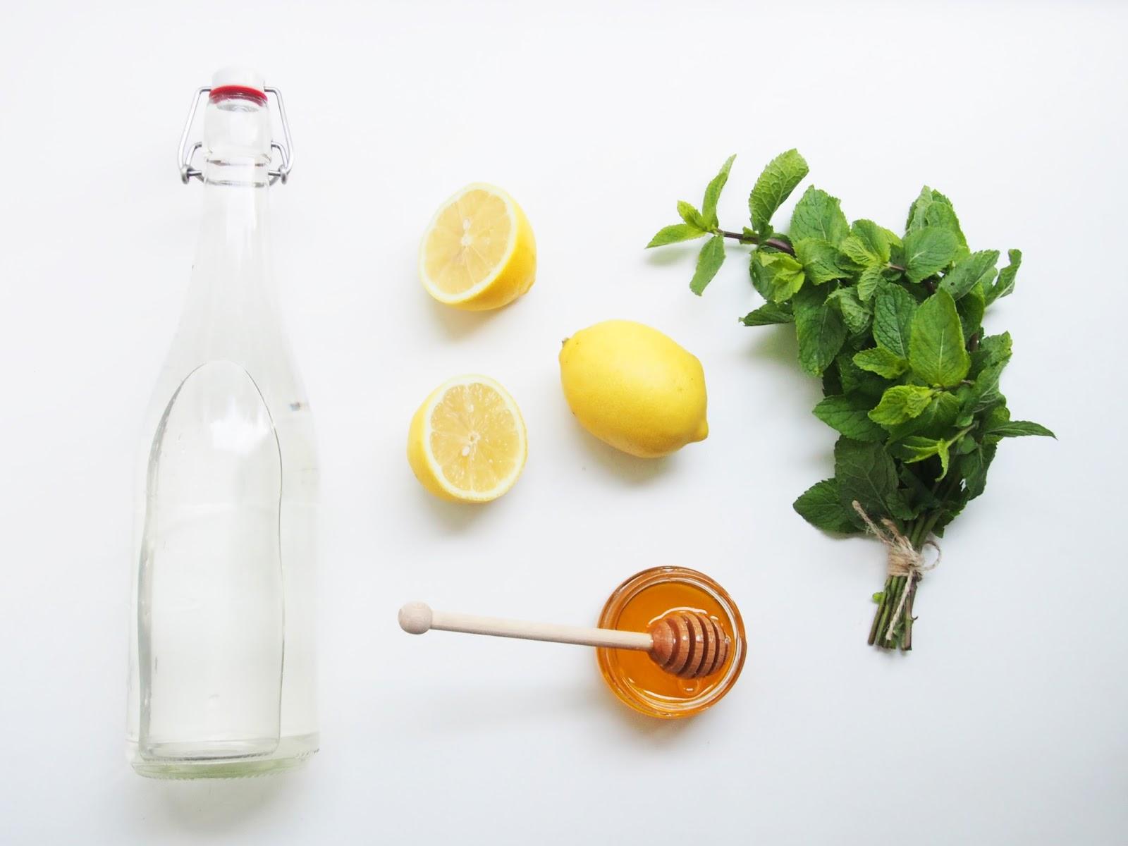 Как сделать сок из мяты в домашних условиях