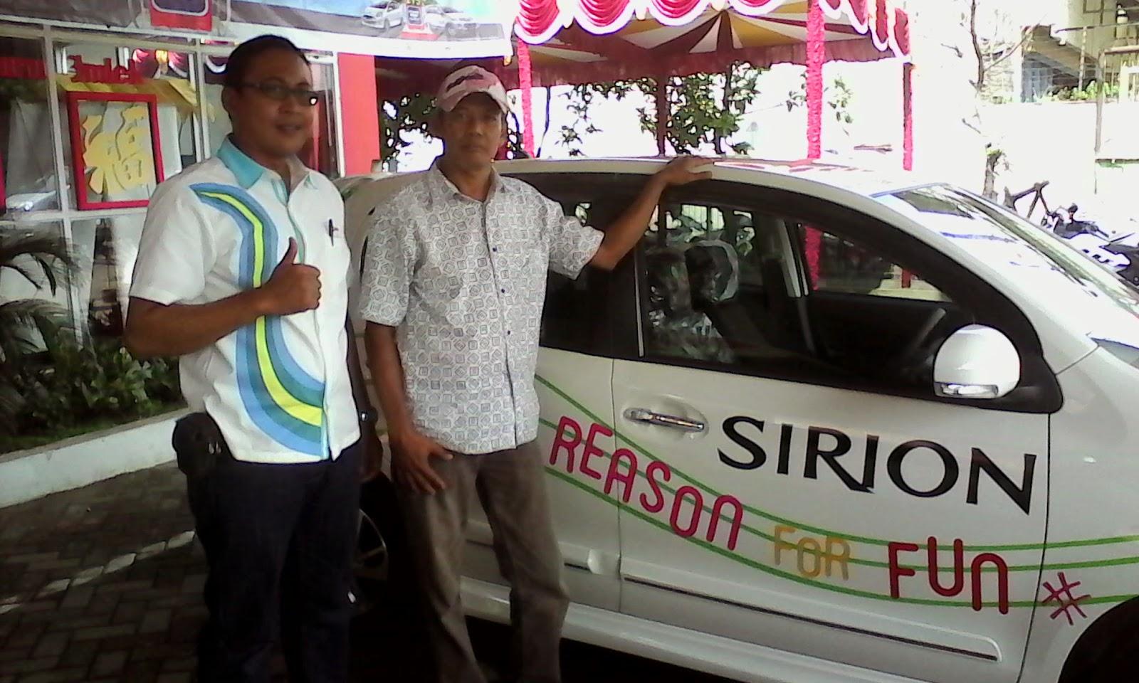 Daihatsu New Sirion, Mobil Baru dengan Harga Lama