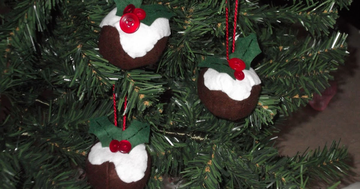 Elevenses with mrs l handmade christmas decorations now for H h christmas decorations
