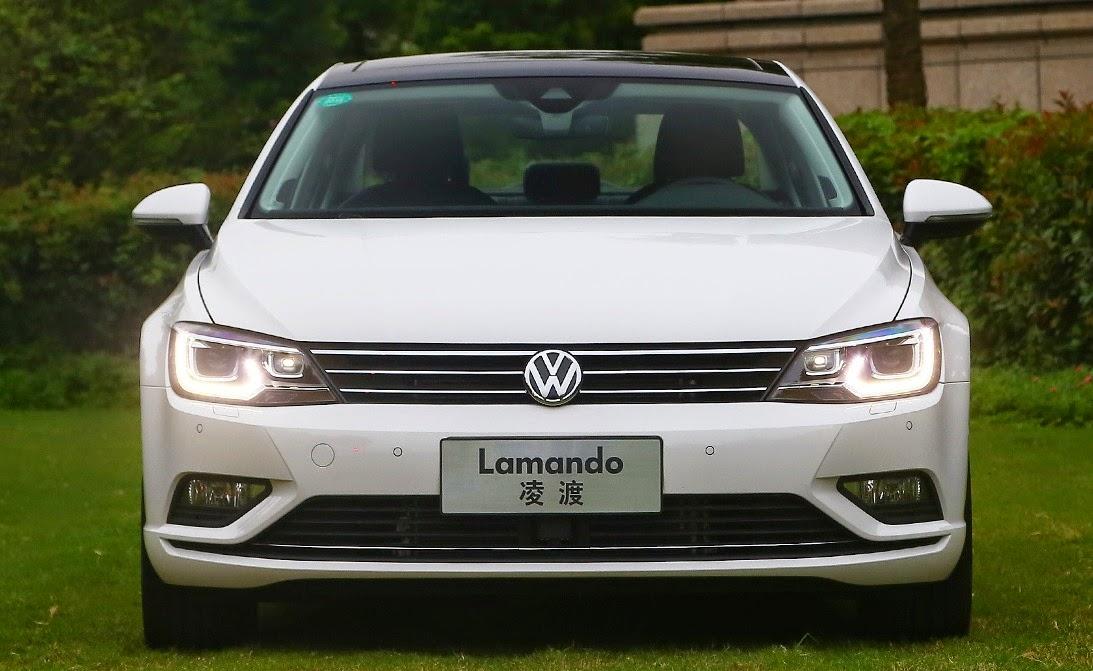 2016 Volkswagen Lamando