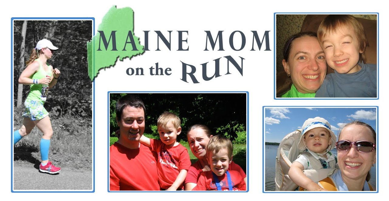 Maine Mom on the Run