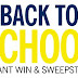 LANDS' END Back to School Game and Sweepstakes