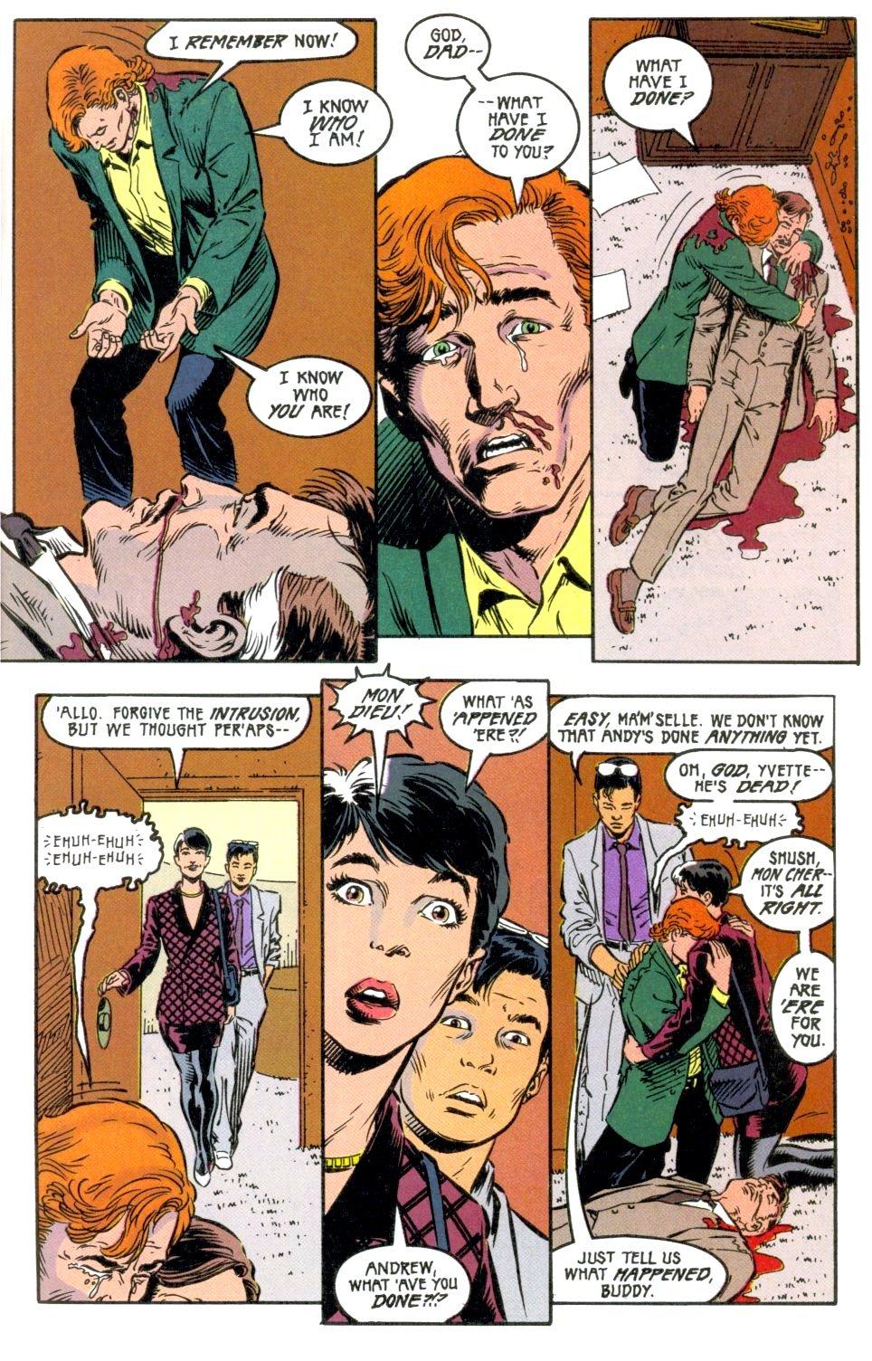 Deathstroke (1991) Annual 2 #2 - English 32