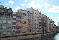 Cases del riu Onyar. Girona. Altres llocs d'interès.