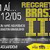 Álbum Reggaeton Brasil será lançado dia 12/05
