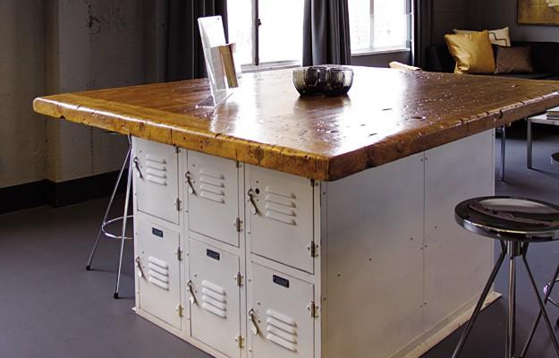 Deco ideas vintage reciclados lockers y ficheros for Mueble fichero