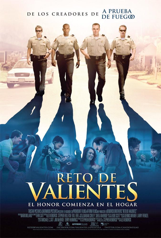 RETO DE VALIENTES - En Español - Courageous