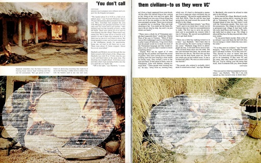 Terbongkar Pembantaian My Lai oleh Tentara Amerika Serikat (AS) di Vietnam
