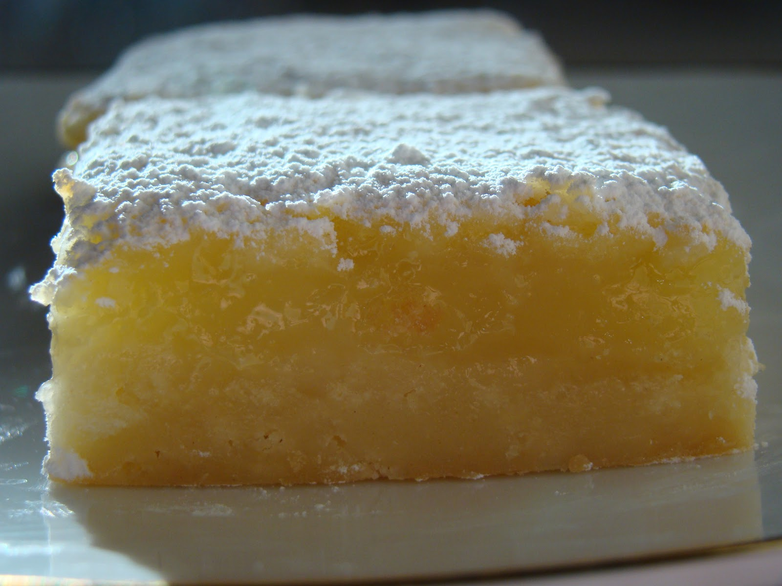 Make some lemon bars and spread some cheer :)