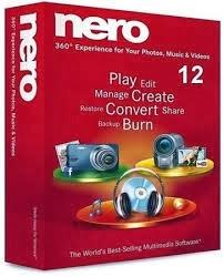 Nero Burning Rom 12 With Serial key