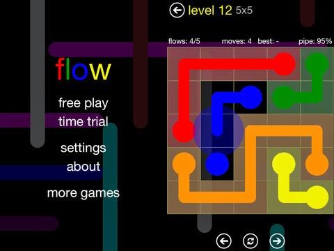 Flow Free (+ прохождение)